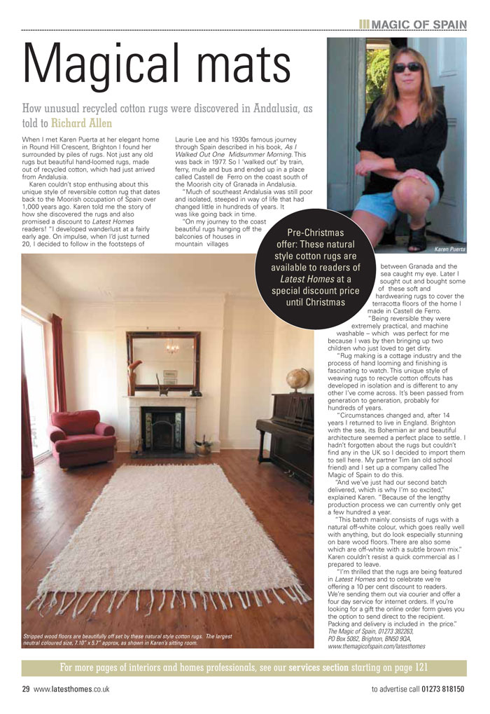 Latest Homes Page 1